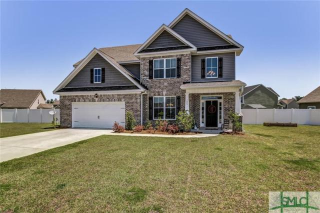 105 Cornelia Court, Guyton, GA 31312 (MLS #189655) :: Coastal Savannah Homes