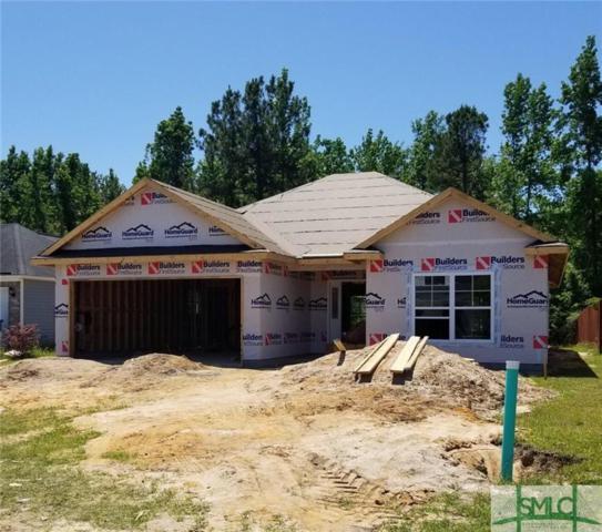 21 Rice Mill Road, Port Wentworth, GA 31407 (MLS #189671) :: Karyn Thomas