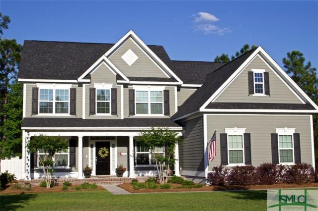 118 Sutton Lane, Pooler, GA 31322 (MLS #189698) :: Coastal Savannah Homes
