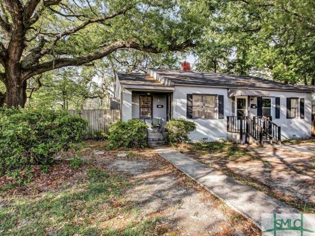 1104 E 53rd Street, Savannah, GA 31404 (MLS #189720) :: Coastal Savannah Homes