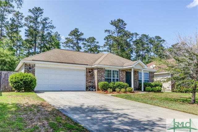 170 Aquinnah Drive, Pooler, GA 31322 (MLS #189722) :: Coastal Savannah Homes