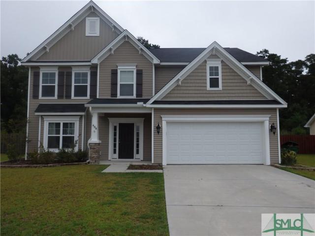 488 Stonebridge Circle, Savannah, GA 31419 (MLS #189751) :: Coastal Savannah Homes