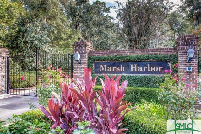 110 Marsh Harbor Drive S, Savannah, GA 31410 (MLS #189771) :: Coastal Savannah Homes