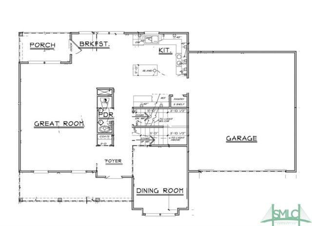 311 Labrador Lane, Guyton, GA 31312 (MLS #189781) :: Karyn Thomas