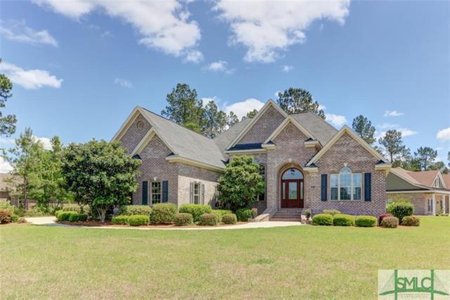 100 Sapphire Circle, Guyton, GA 31312 (MLS #189839) :: Coastal Savannah Homes