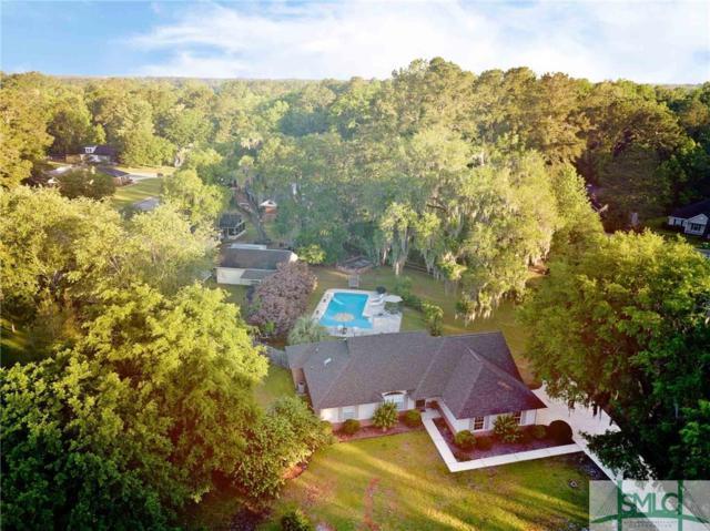 695 Greenwich Drive, Richmond Hill, GA 31324 (MLS #189888) :: Coastal Savannah Homes