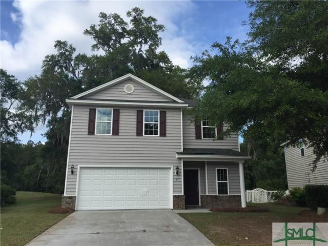 41 Peregrine Circle, Richmond Hill, GA 31324 (MLS #189889) :: Coastal Savannah Homes