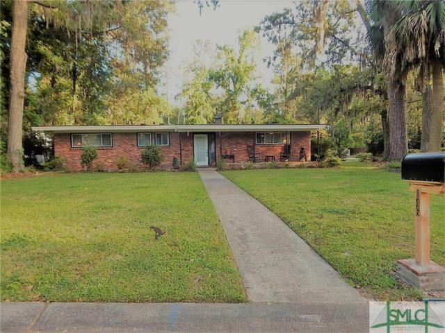 146 Jacquelyn Drive, Savannah, GA 31406 (MLS #189910) :: Coastal Savannah Homes
