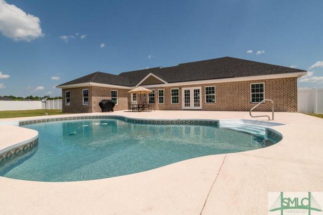 603 Ebbets Field Drive, Guyton, GA 31312 (MLS #189911) :: Coastal Savannah Homes