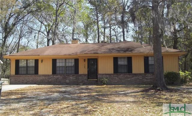 104 Cambridge Drive, Savannah, GA 31419 (MLS #189958) :: The Robin Boaen Group