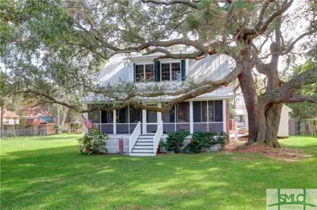 38 Solomon Avenue, Tybee Island, GA 31328 (MLS #189979) :: Coastal Savannah Homes