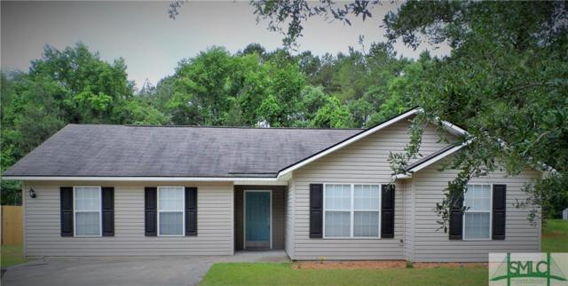 91 Calico Court, Midway, GA 31320 (MLS #190002) :: Teresa Cowart Team