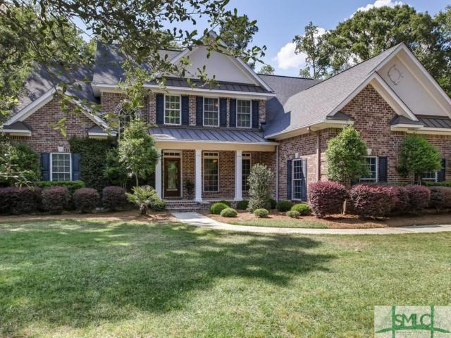 9 Woodland Creek Road, Savannah, GA 31405 (MLS #190025) :: Karyn Thomas