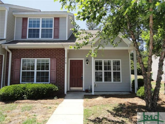 218 Sonata Circle, Pooler, GA 31322 (MLS #190040) :: McIntosh Realty Team