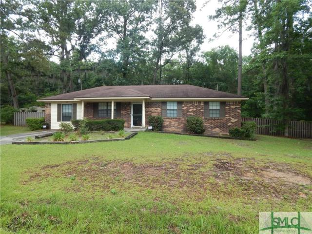 22 Treadway Street, Port Wentworth, GA 31407 (MLS #190055) :: The Arlow Real Estate Group