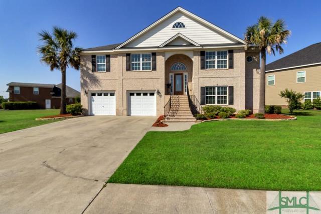 2 Redwall Circle, Savannah, GA 31407 (MLS #190063) :: Coastal Savannah Homes