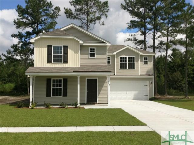 53 Hartland Court, Savannah, GA 31407 (MLS #190064) :: Keller Williams Realty-CAP
