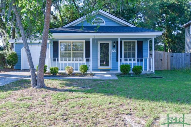 522 Pointe South Drive, Savannah, GA 31410 (MLS #190067) :: Karyn Thomas