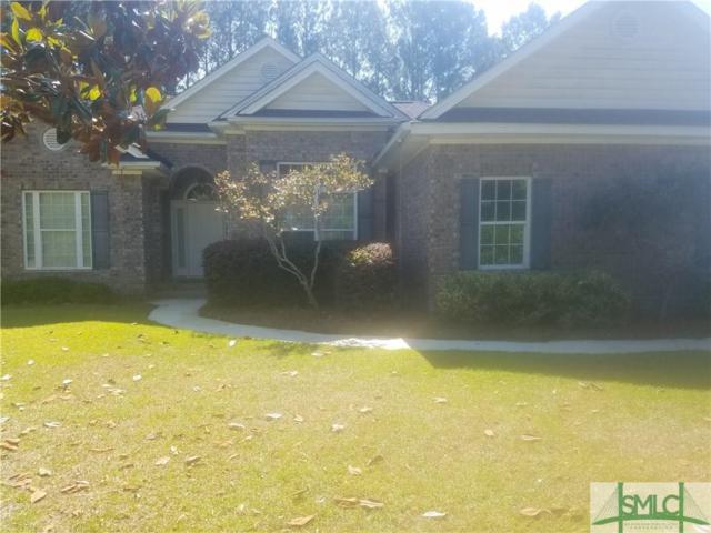 215 Brigham Drive, Richmond Hill, GA 31324 (MLS #190089) :: Coastal Savannah Homes