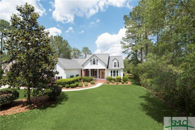 373 Steeple Chase Road, Richmond Hill, GA 31324 (MLS #190110) :: The Arlow Real Estate Group