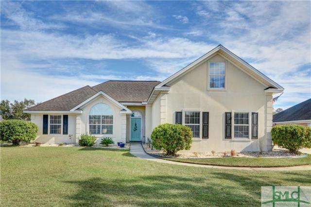 112 Legends Road, Pooler, GA 31322 (MLS #190114) :: Coastal Savannah Homes