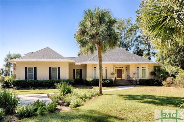 14 Captains Crossing, Savannah, GA 31411 (MLS #190120) :: The Arlow Real Estate Group
