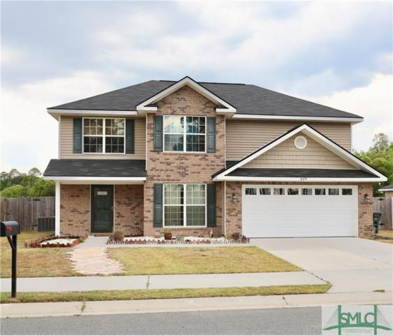 624 Piedmont Avenue, Hinesville, GA 31313 (MLS #190150) :: Coastal Savannah Homes