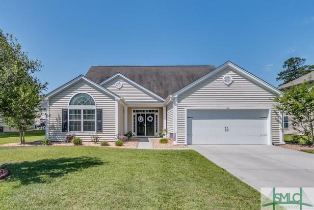 511 Stonebridge Circle, Savannah, GA 31419 (MLS #190165) :: Coastal Savannah Homes