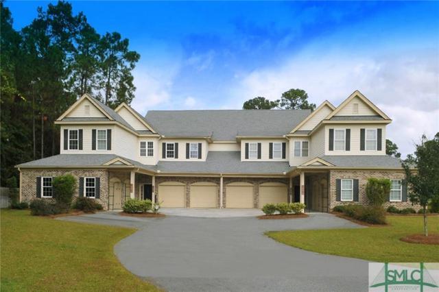 1801 Woodside Ridge, Savannah, GA 31405 (MLS #190182) :: McIntosh Realty Team