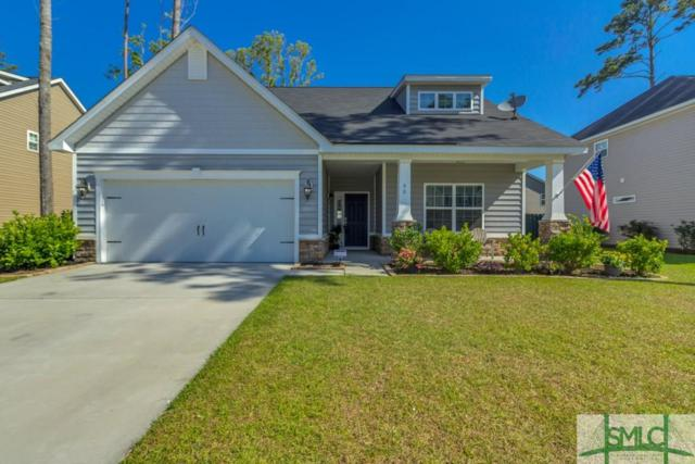 60 Glen Way, Richmond Hill, GA 31324 (MLS #190208) :: Coastal Savannah Homes