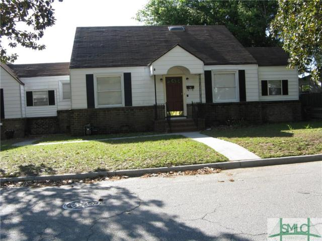 2413 Wessels Avenue, Savannah, GA 31404 (MLS #190210) :: The Arlow Real Estate Group