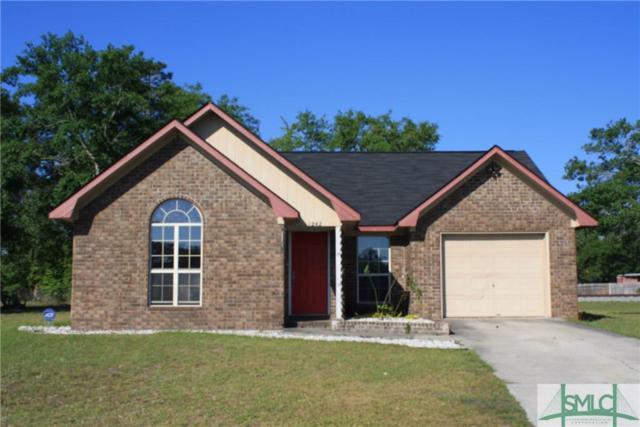 1242 Dhurahn Drive, Hinesville, GA 31313 (MLS #190220) :: The Robin Boaen Group