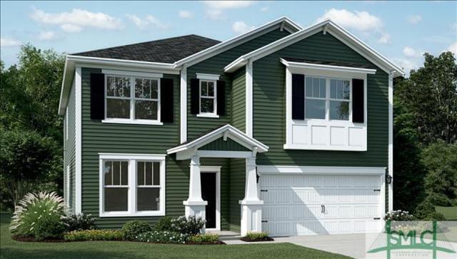 203 Gazelle Lane, Pooler, GA 31322 (MLS #190227) :: Karyn Thomas
