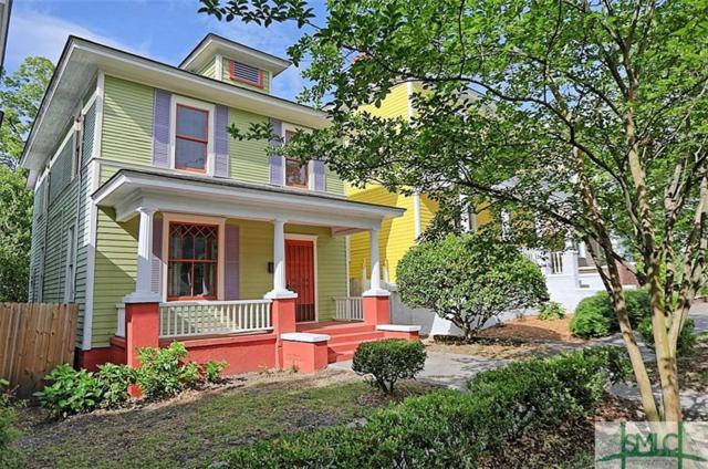 517 E Henry Street, Savannah, GA 31401 (MLS #190243) :: McIntosh Realty Team