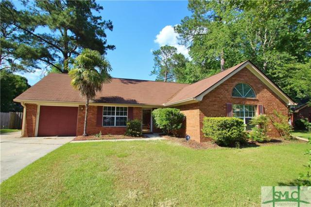 19 W Sagebrush Lane, Savannah, GA 31419 (MLS #190250) :: Coastal Savannah Homes