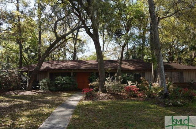 109 Carlton Road, Savannah, GA 31410 (MLS #190259) :: Karyn Thomas