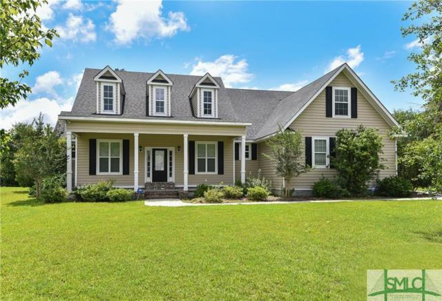 16 Macbeth Court N, Richmond Hill, GA 31324 (MLS #190264) :: Karyn Thomas