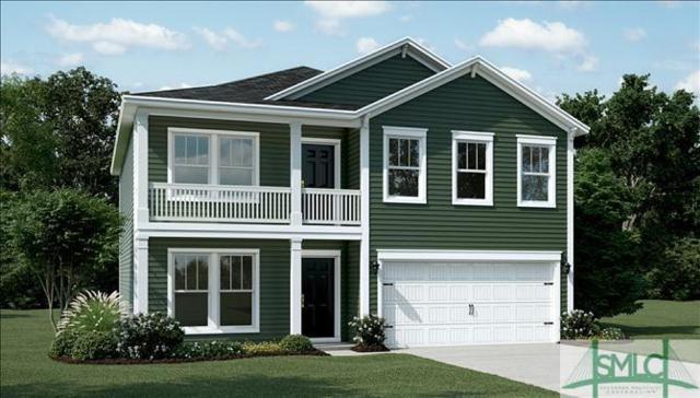 407 Gazelle Lane, Pooler, GA 31322 (MLS #190265) :: Karyn Thomas