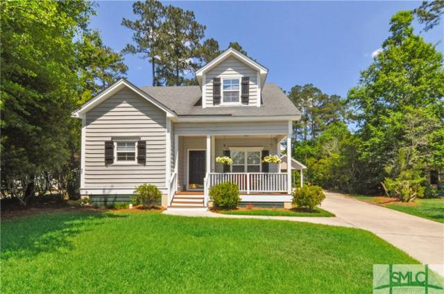 125 Bark Branch Road, Richmond Hill, GA 31324 (MLS #190266) :: Karyn Thomas