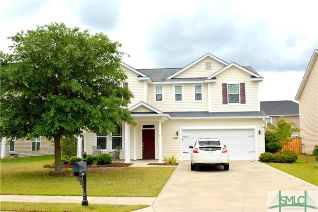 140 Pine View Crossing, Pooler, GA 31322 (MLS #190277) :: Coastal Savannah Homes