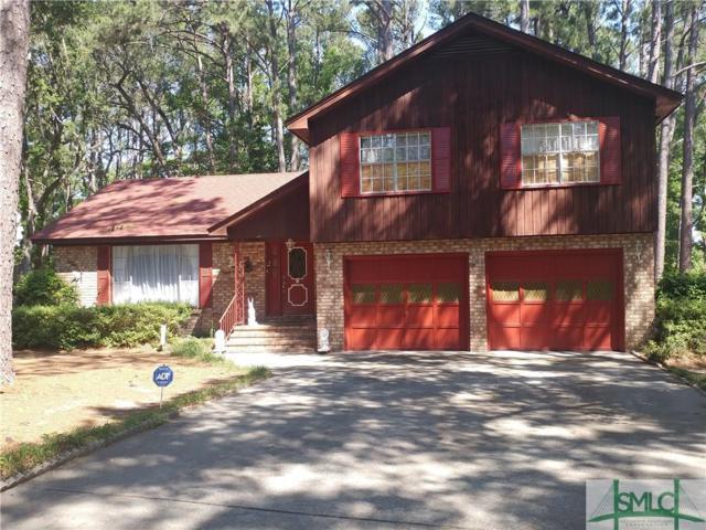 6906 Sandnettles Drive, Savannah, GA 31410 (MLS #190288) :: The Robin Boaen Group