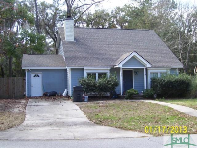 1301 Pine Ridge Drive, Savannah, GA 31406 (MLS #190289) :: The Arlow Real Estate Group