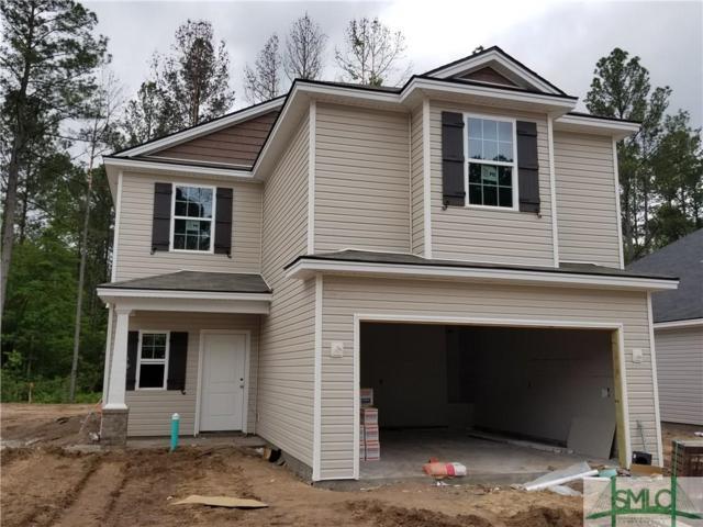 145 Red Maple Lane, Guyton, GA 31312 (MLS #190297) :: Coastal Savannah Homes