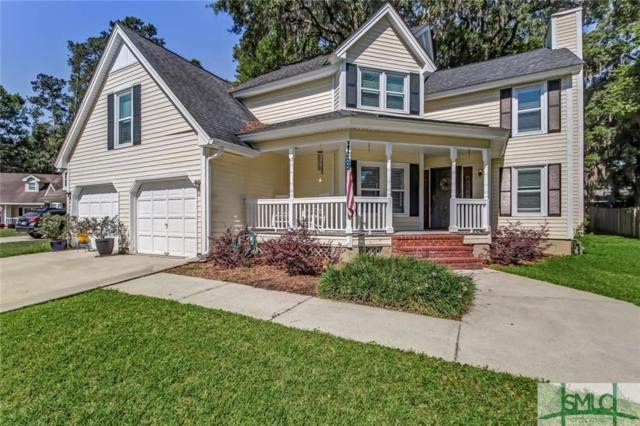 126 Windfield Drive, Savannah, GA 31406 (MLS #190324) :: Coastal Savannah Homes
