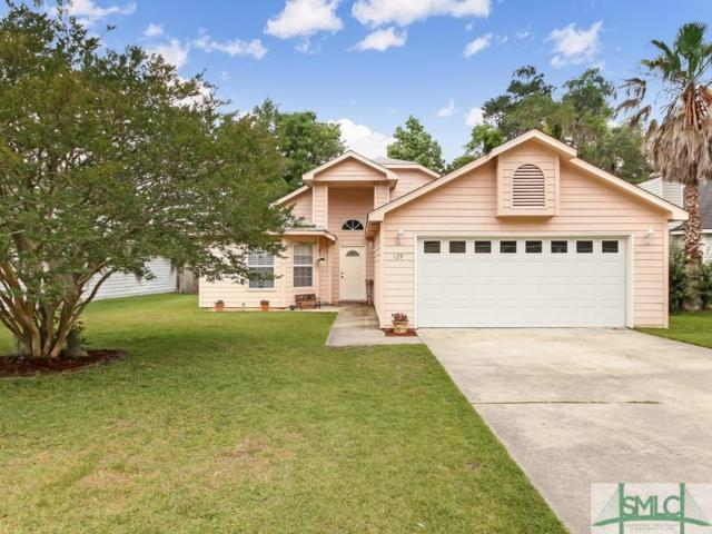 129 Saint Ives Drive, Savannah, GA 31419 (MLS #190329) :: The Arlow Real Estate Group