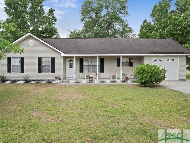109 Madison Oaks Drive, Rincon, GA 31326 (MLS #190339) :: Teresa Cowart Team