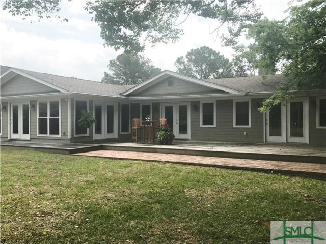60 Amanda Drive, Savannah, GA 31406 (MLS #190349) :: The Arlow Real Estate Group