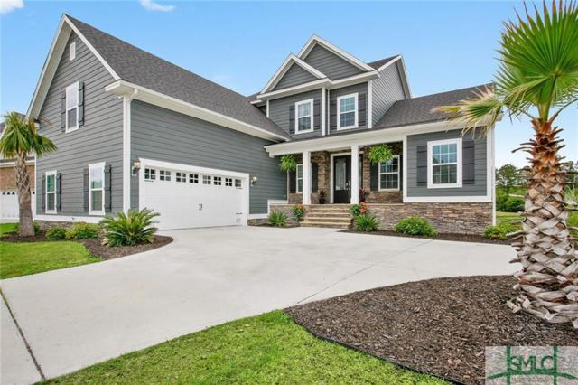 105 Dove Drake Drive, Richmond Hill, GA 31324 (MLS #190359) :: The Arlow Real Estate Group