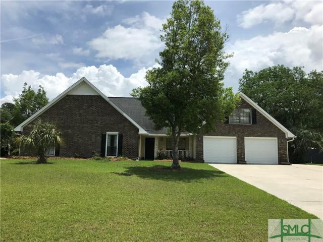 410 Purple Finch Drive, Pooler, GA 31322 (MLS #190360) :: The Arlow Real Estate Group