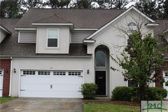 105 Royal Lane, Pooler, GA 31322 (MLS #190362) :: The Arlow Real Estate Group